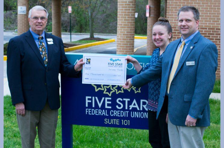 Delaney Tacka awarded Credit Union Foundation scholarship